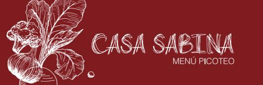 Menú de Casa Sabina, Orreaga - Roncesvalles